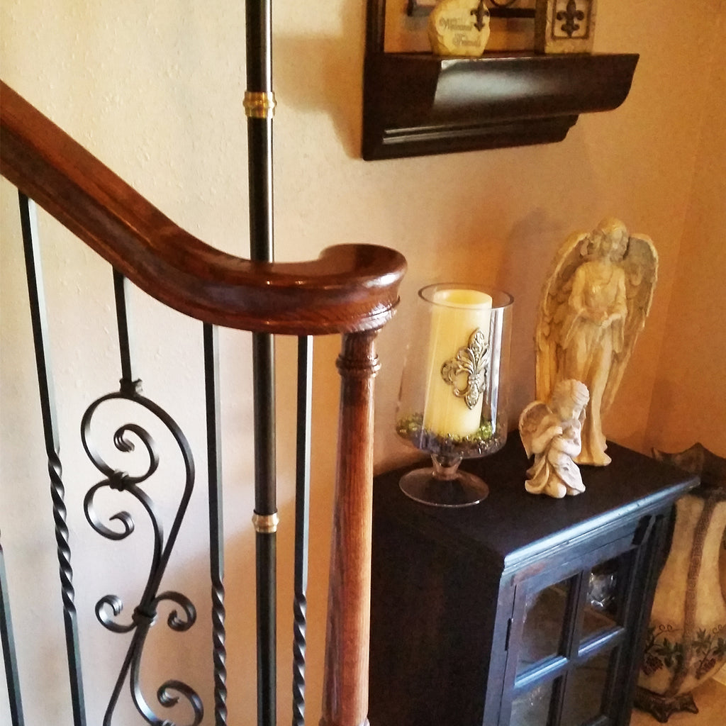 Stair Handrail Fitting