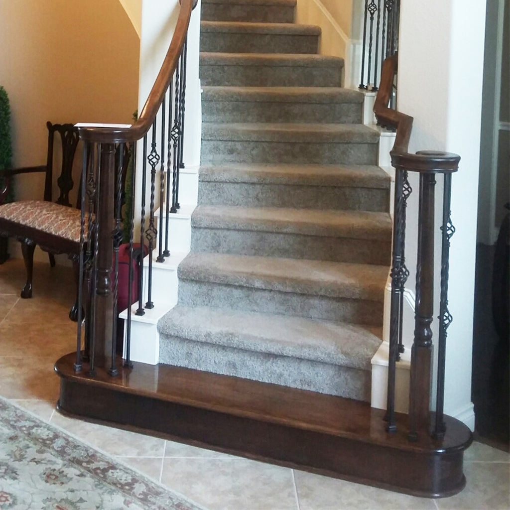 Staircase Double End Starting Step