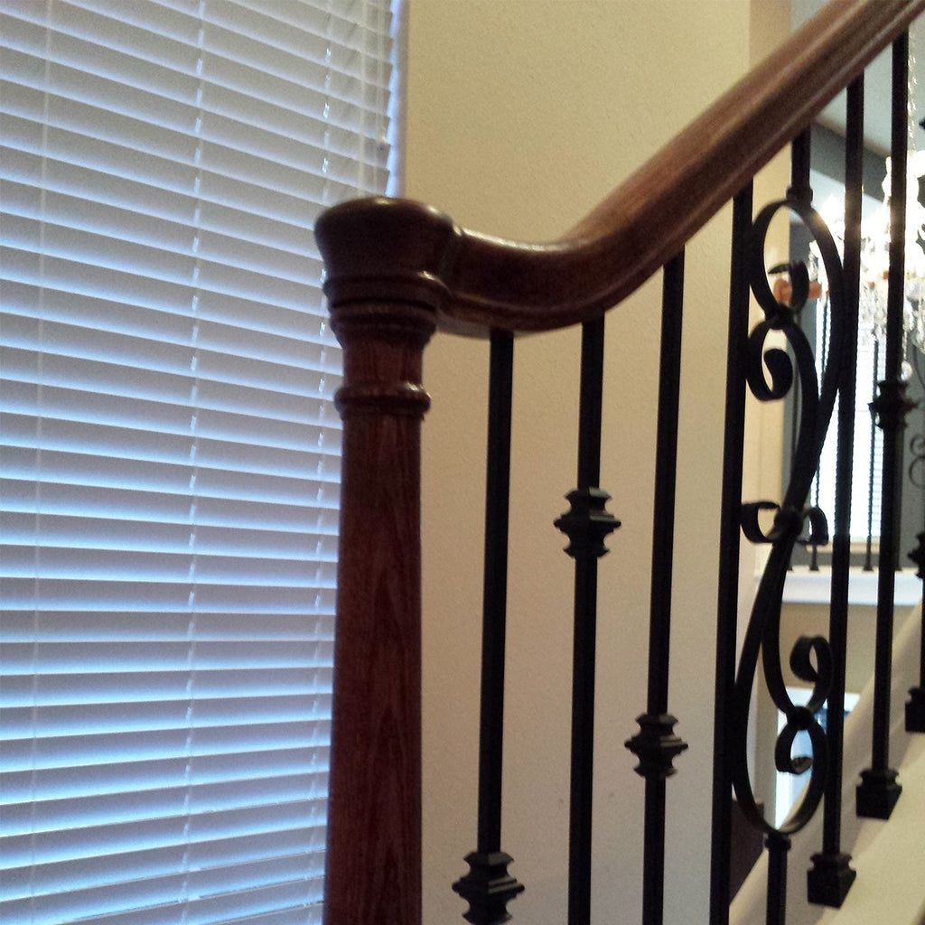 Stair Hardwood Railing Cap