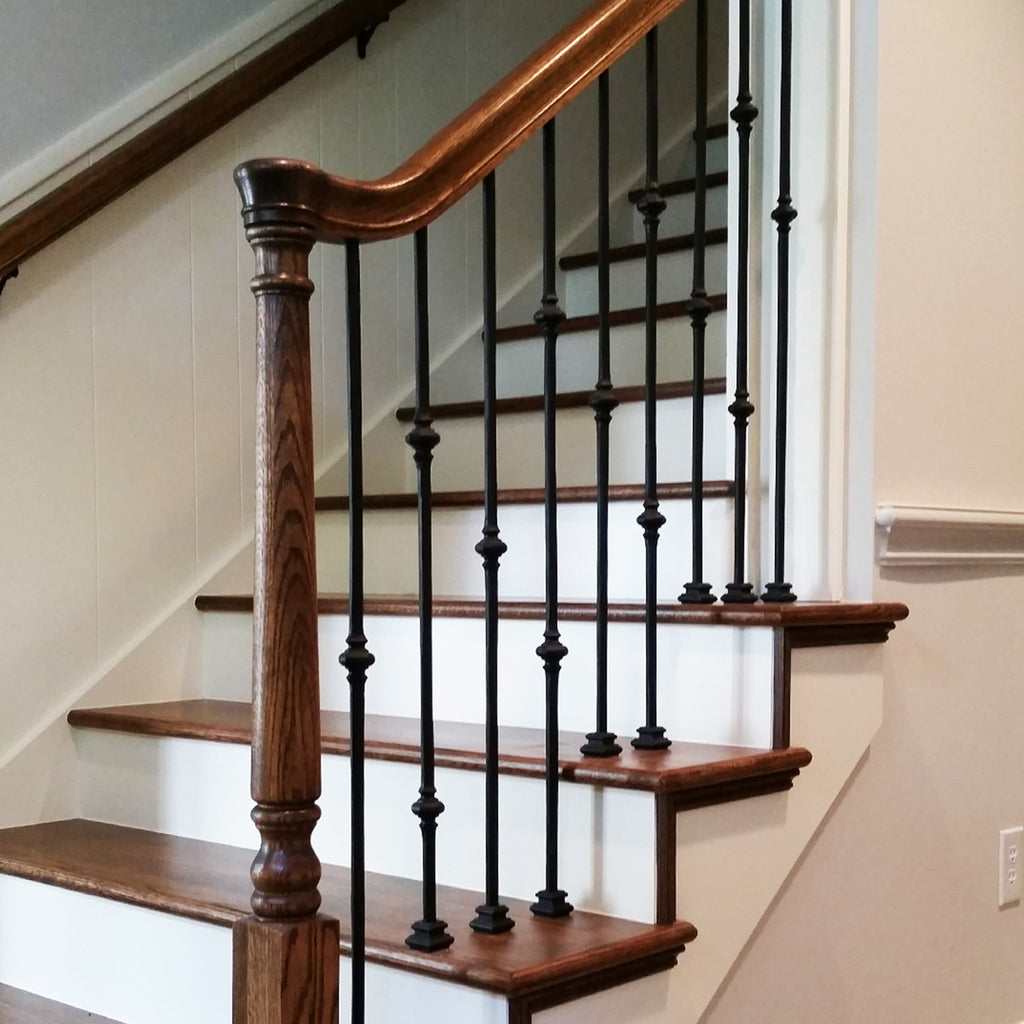 Cheap Handrail Up Easing Stair Fitting