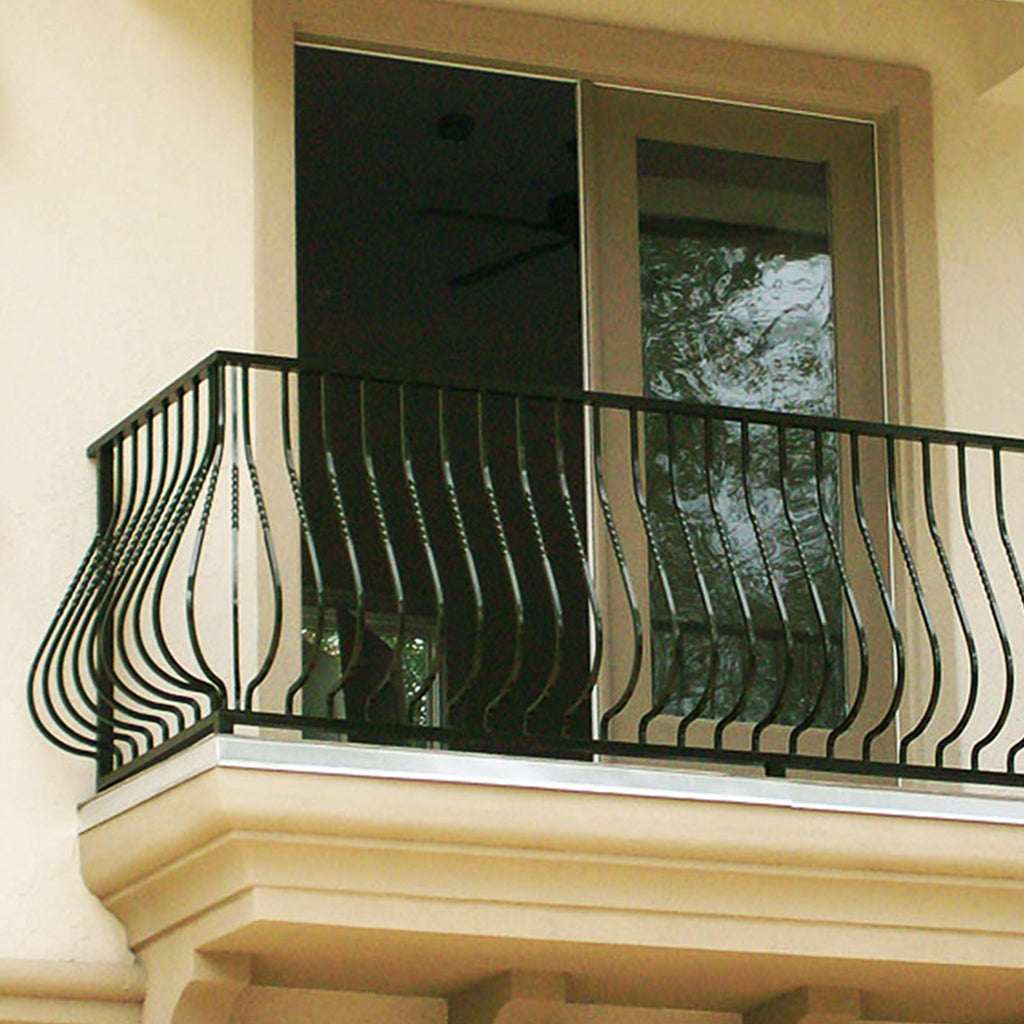 Belly Iron Baluster