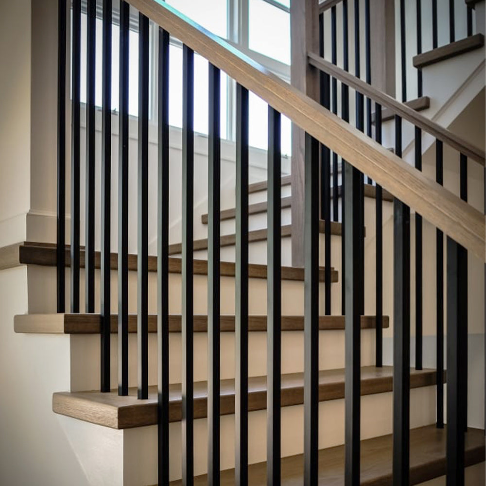 mega series plain bar iron baluster contemporary