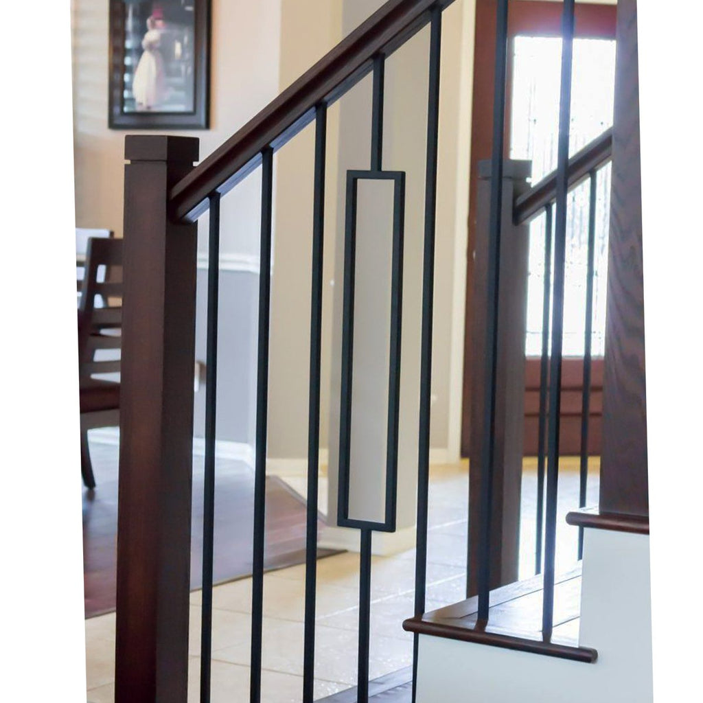 Contemporary Stair Iron Balusters