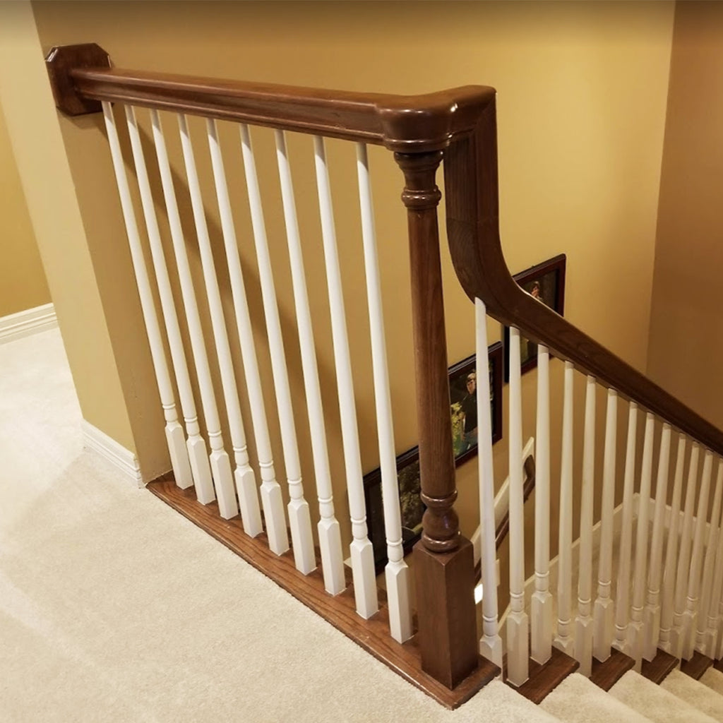 Stair Wood Handrail