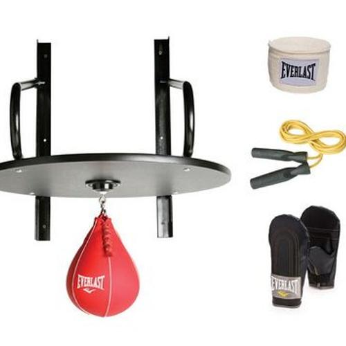Everlast 8130095PXJ4 6 Pieces Speed Bag Set