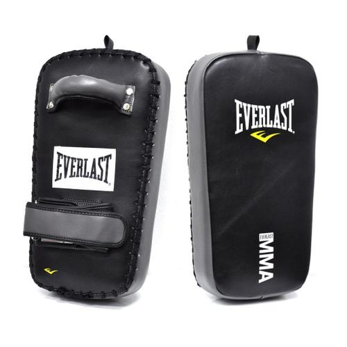 Everlast 8130047 PXF4 MMA PU KickPad (Single) (Black)