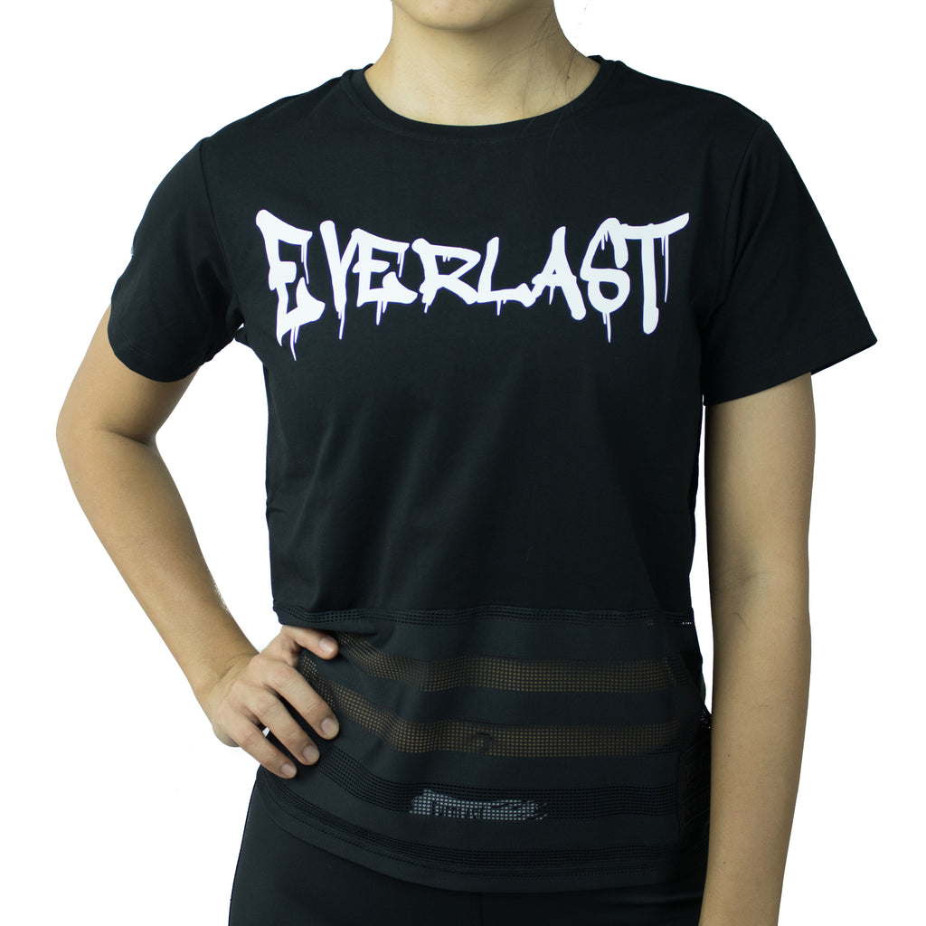 Everlast Women Printed T-shirt