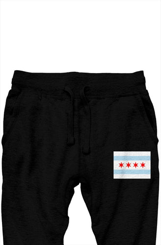 chillinoisUSA - chillinoisUSA pants - mens clothing chicago jogger - streetwear