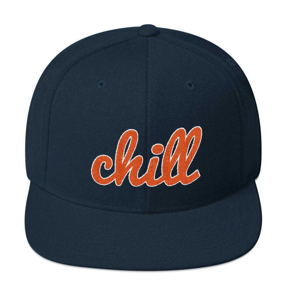 chillinoisUSA - chillinoisUSA  - mens clothing Snapback Hat - streetwear