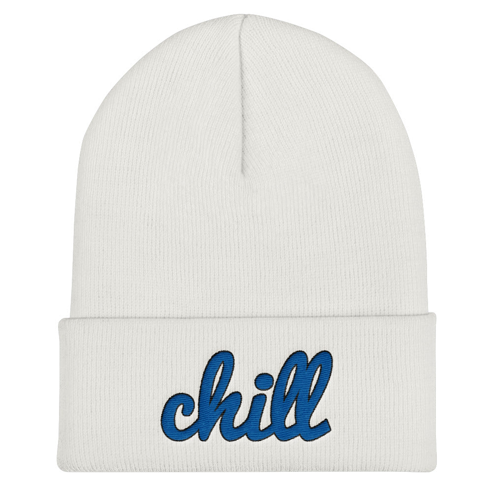 chillinoisUSA - chillinoisUSA  - mens clothing Cuffed Beanie - streetwear