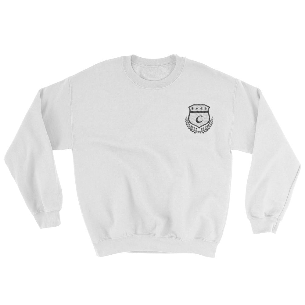 chillinoisUSA - chillinoisUSA  - mens clothing Coat of Arms Crewneck - streetwear