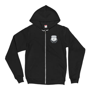 chillinoisUSA - chillinoisUSA  - mens clothing Coat of Arms Zipup - streetwear