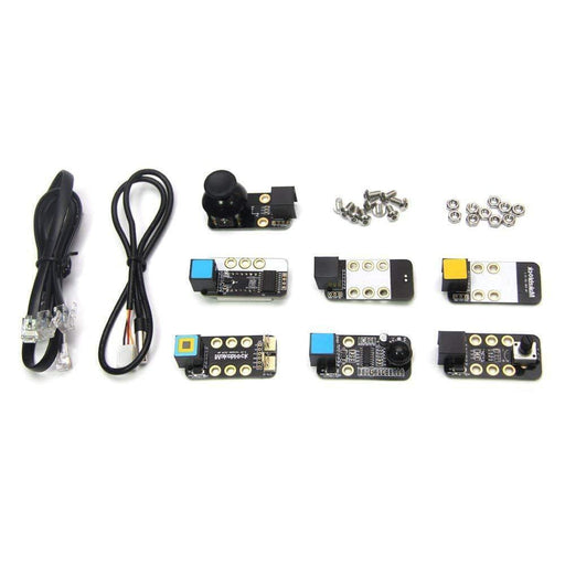 Makeblock Electronic Add-on Pack for mBot/Starter/mBot Ranger/Ultimate/Other Robot Project