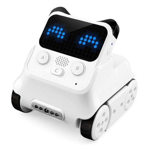 Makeblock Codey Rocky smart robot for beginner coding and AI learning for Age 6+