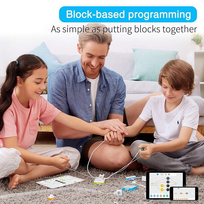 Makeblock Neuron Artist Kit DIY Programmable Electronic Building Blocks for Age 6+