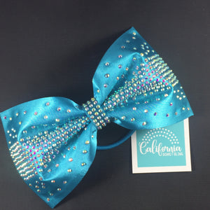 The Olivia Bow- turquoise