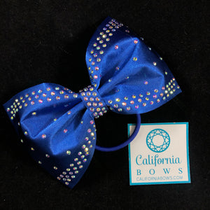 Royal Blue Mini Bow