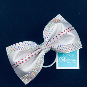 The Kenna Bow- silver