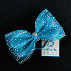 The Ivy Bow- turquoise