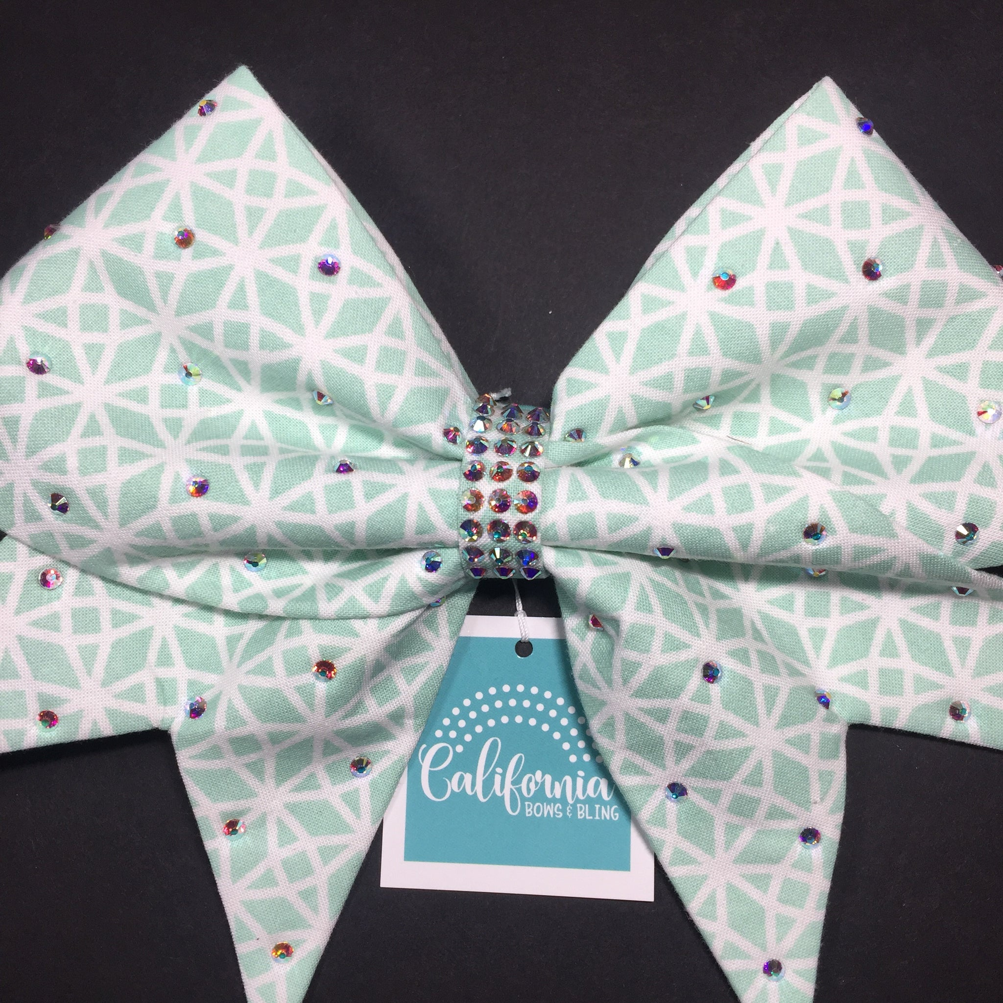 The Jane Bow- mint geo