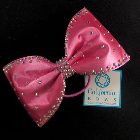 The Martha Bow- bubblegum pink