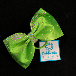 The Kelly Bow- apple green