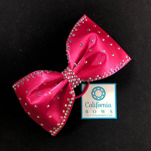The Liberty Bow- Hot pink