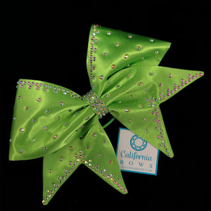 The Liberty Bow- apple green