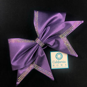 The Cheryl Bow- purple