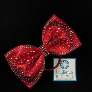 The Ivy Bow- red