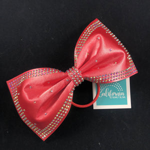 The Tiffany Bow- coral