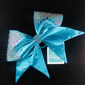 The Alice Bow-turquoise