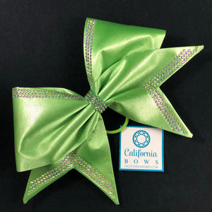 The Cheryl Bow- pear green