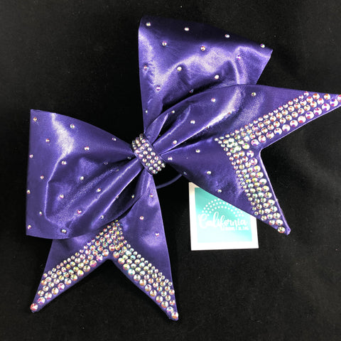The Stella Bow- purple