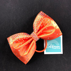 The Kelly Bow- orange