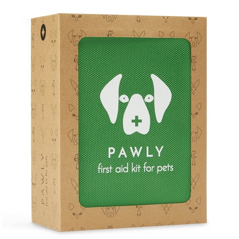 Pawly Pet First Aid Kit