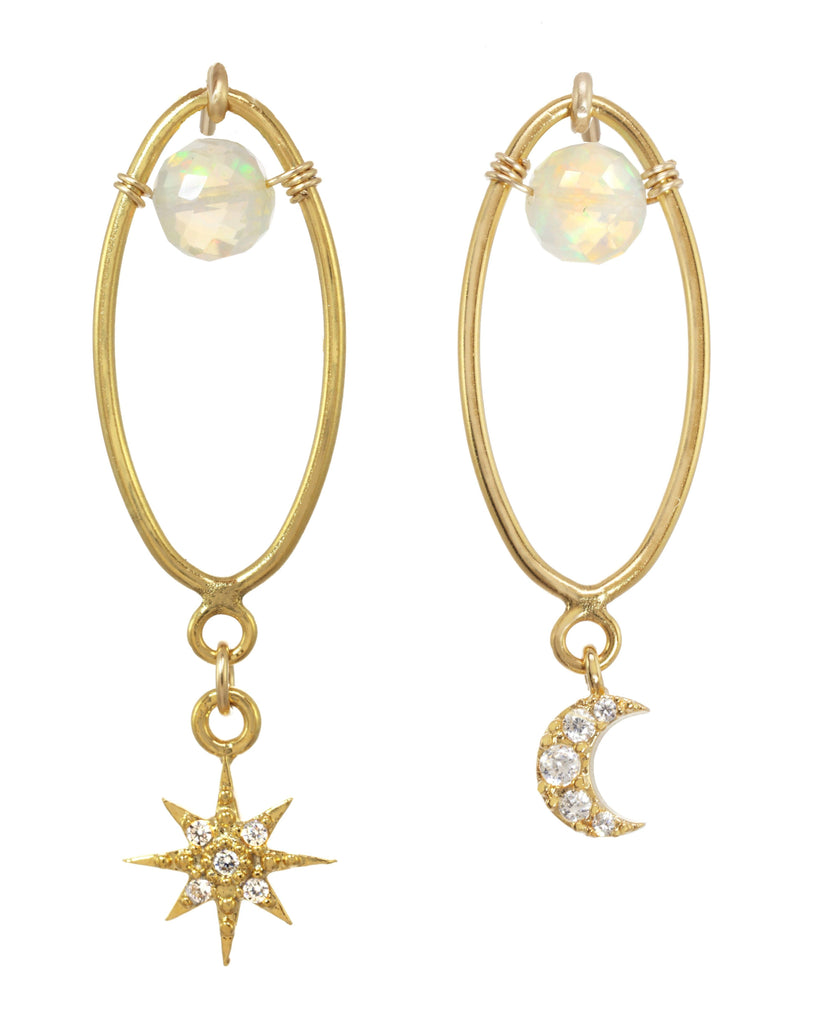 Amaia Earrings KOZAKH