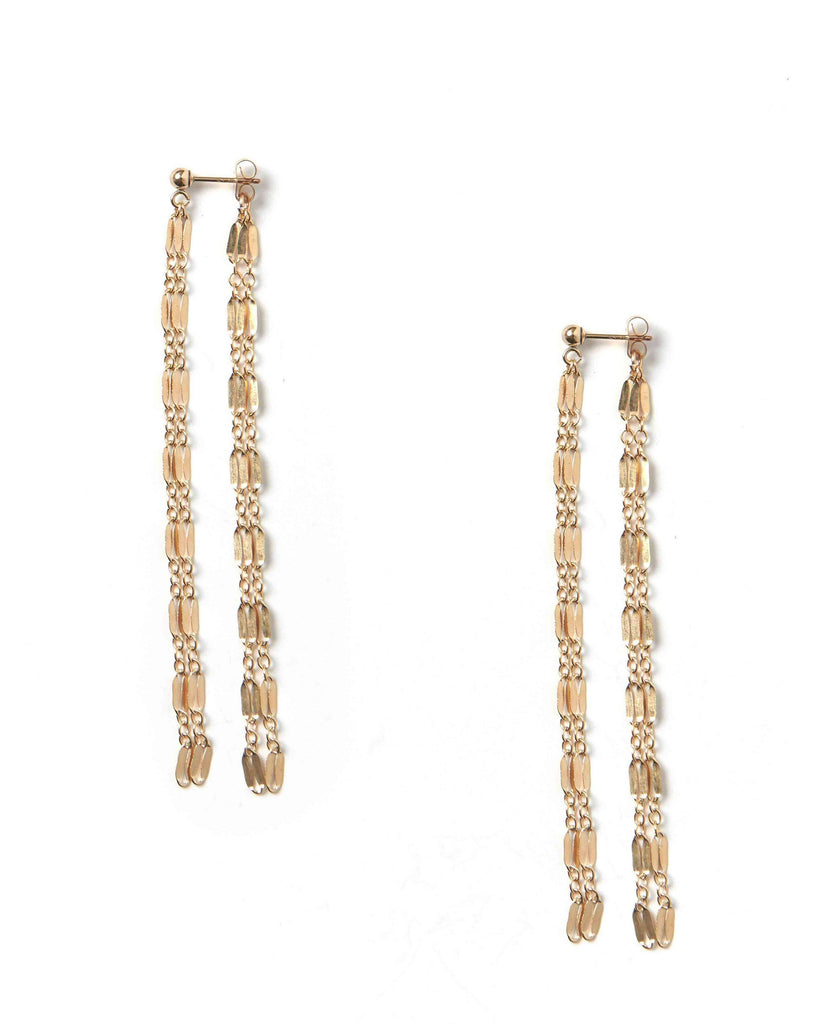 Avenas Earrings KOZAKH