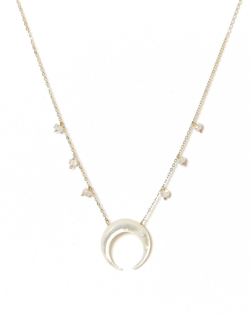 Baque Moon Necklace KOZAKH