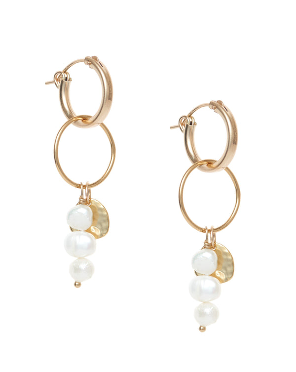 Bona Hoop Earrings KOZAKH