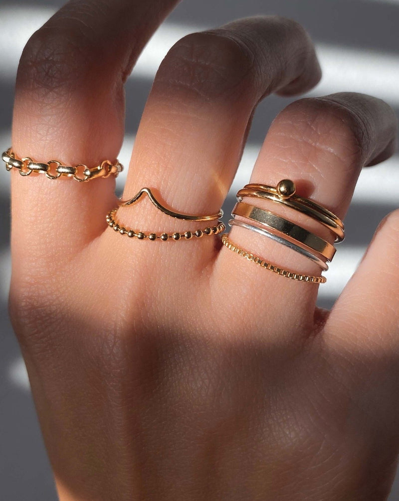 Box Soft Chain Ring