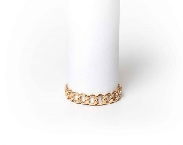 Braided Chain Ring KOZAKH