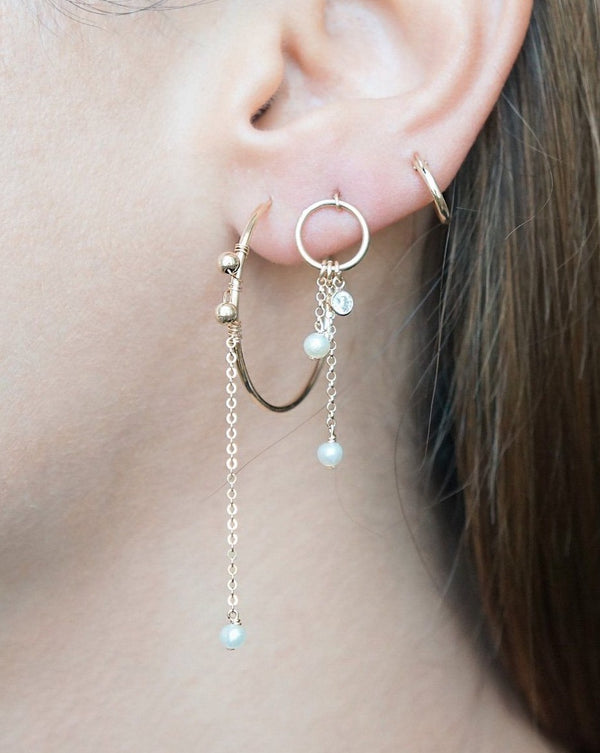 Bri Earrings KOZAKH