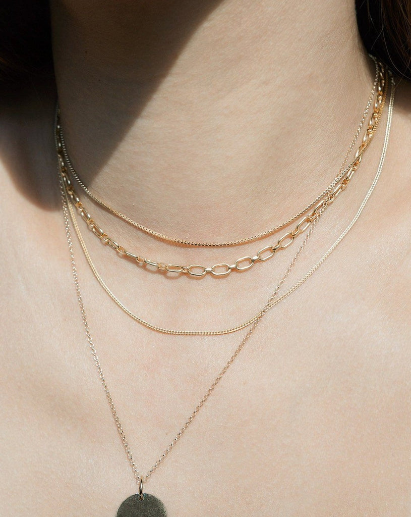Calle Chain Necklace KOZAKH