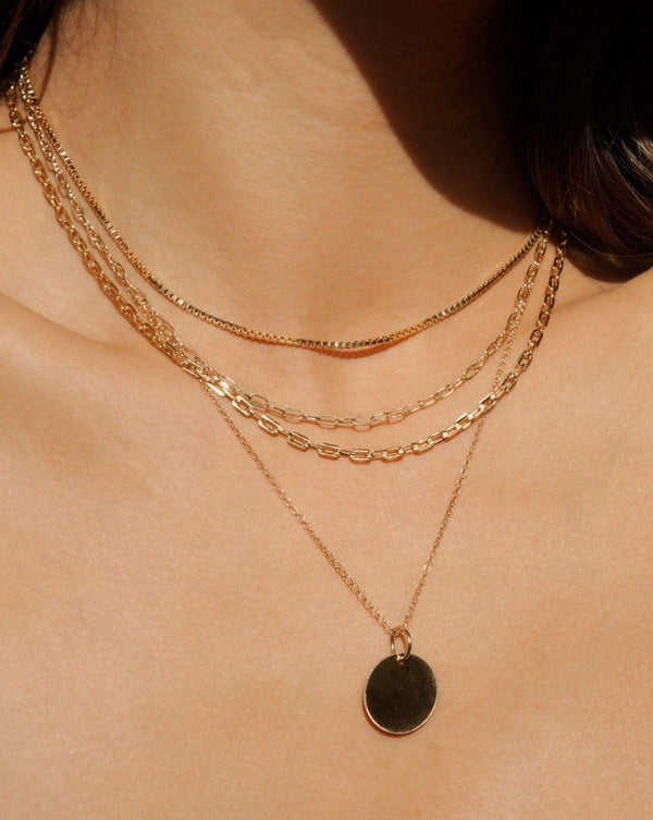 Chloe Necklace KOZAKH