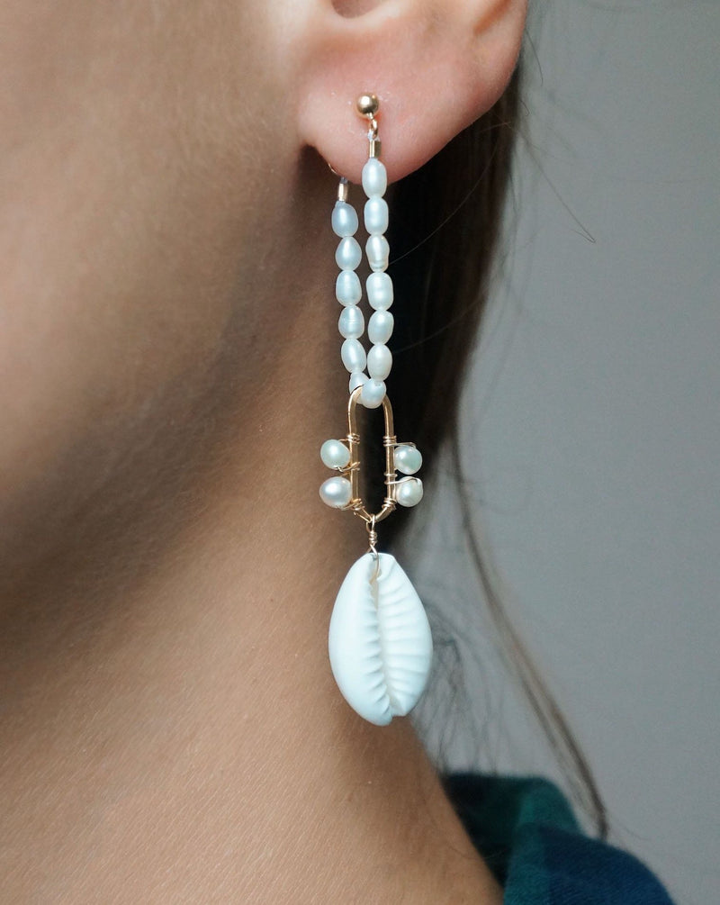 Cloud Earrings KOZAKH