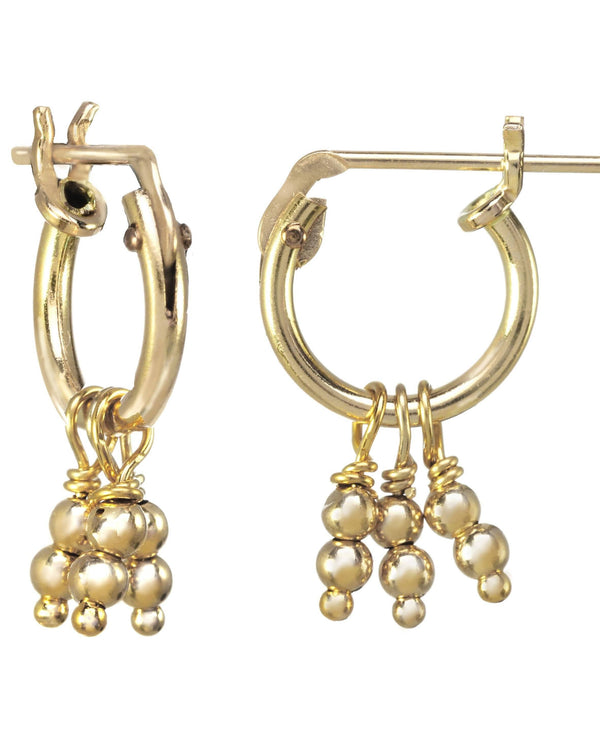 Daphne Hoop Earrings KOZAKH