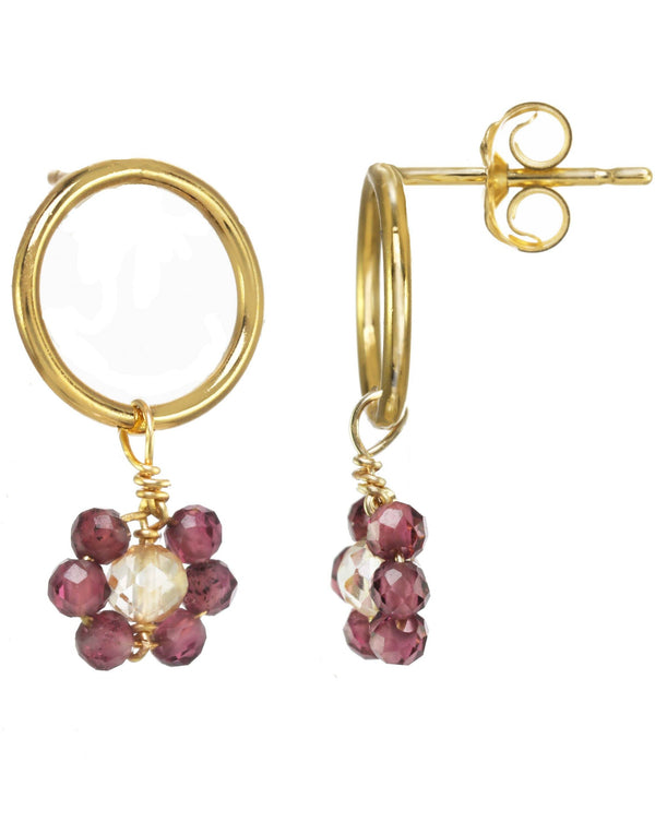 Florcitas Earrings KOZAKH