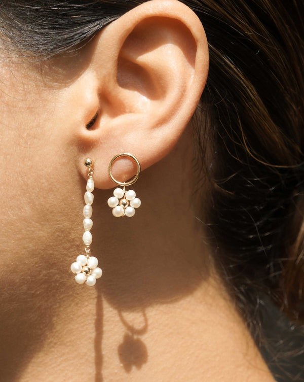 Girasol Earrings KOZAKH
