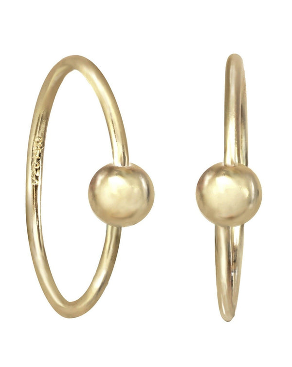 Harlie Hoop Earrings KOZAKH